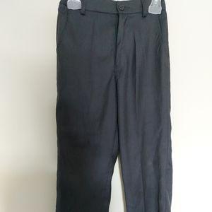 Boys basic grey dress pants size 7
